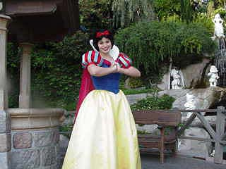 DisneyLand 2004 Snow White
